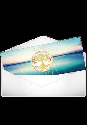 Certificat cadeau reiki soin énergétique chakras sherbrooke estrie bien-être détente spa