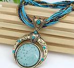 collier déesse de lune