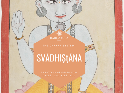 THE CHAKRA SYSTEM: SVADHISTHANA