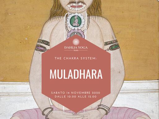 The Chakra System: MULADHARA