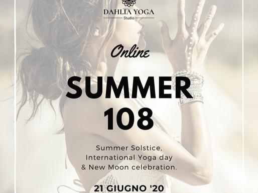 Online Summer 108* 21/6/'20
