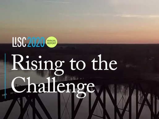 LISC 2020 Annual Report: Rising to the Challenge