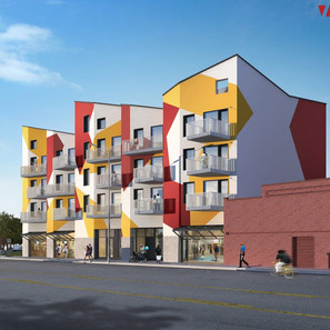 OSI Art Apartments