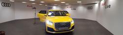 Audi Q2 Live Event