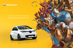 Everyday Wins with All-Electric ZOE - Yellow