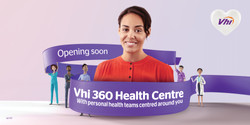 Health Centre - Opening Soon 48 Sheet