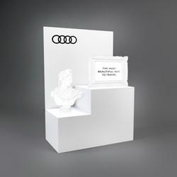 DAA sample stand