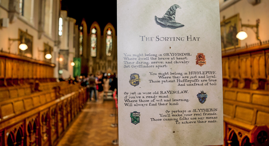 Sorting Hat Experience