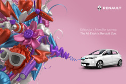 Everyday Wins with All-Electric ZOE - Pink
