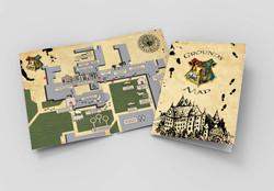 Camp Hogwarts Event Map