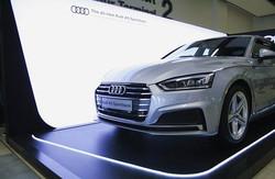 Audi Airport Installation
