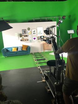 Beyond Insurance - On set