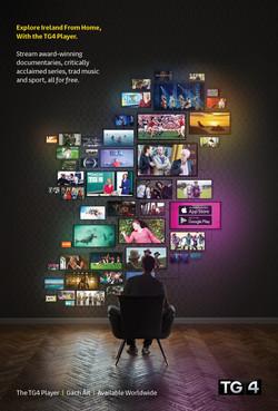Player Press & Social Visual
