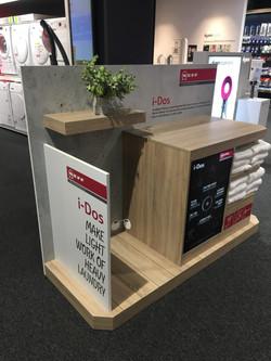 In-store installation