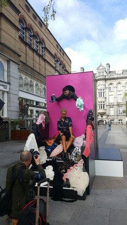 Design Installation - South Kings St