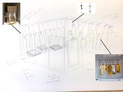 Lidl concept sketch