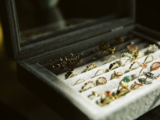 Tips for Cleaning Your Jewelry