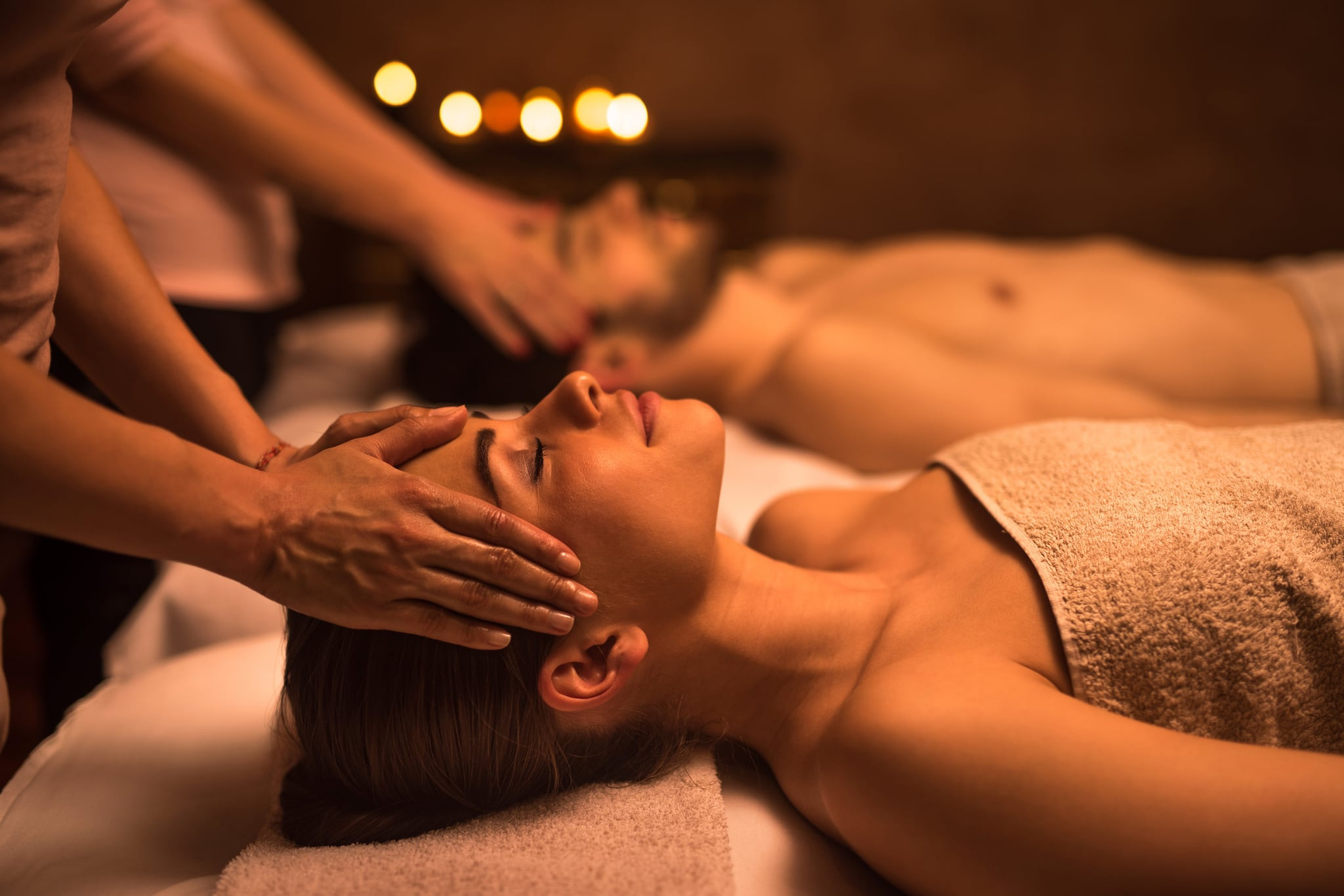 Couples Ultimate Full Body Massage