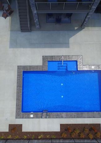 Blue Pointe Floor