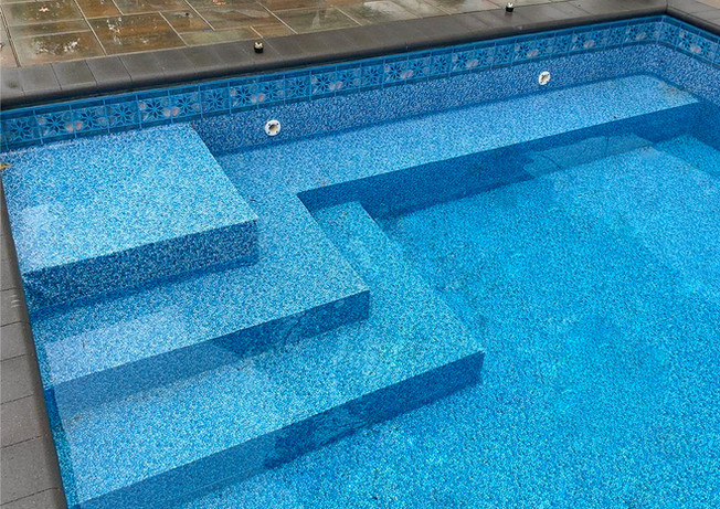 Oceanside Floor - Cape Elizabeth Tile