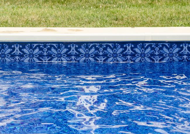 Sea Blossom - Blue Pointe Floor