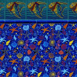 Sunfish Tile with SeaFloor Bottom