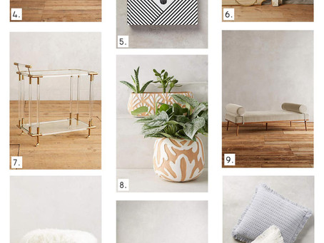 15 Reasons Why We Love Anthropologie Home