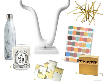 Some Last Minute Gift Ideas for the Design-Savy Folk in Your Life