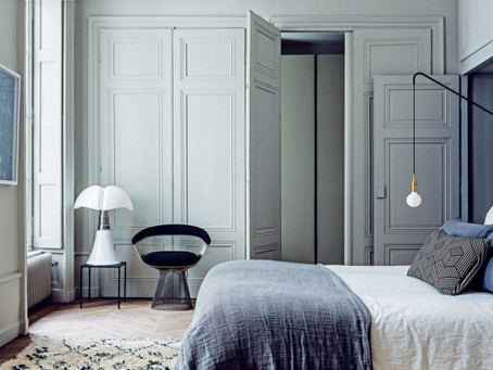 An Inside Look: A Stunning Lyon Apartment Featured in Vogue Living