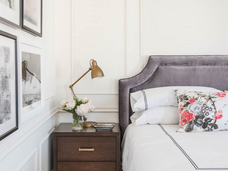 Look of the Day: Vanessa Francis' One Room Challenge Bedroom Reveal