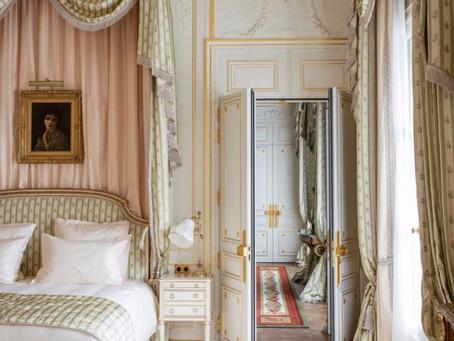 Hotel Tour: Inside Paris' Newly Renovated Ritz