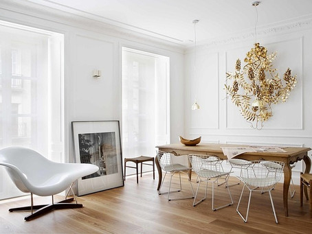 Look of the Day: San Sebastian Apartment by Mikel Irastorza