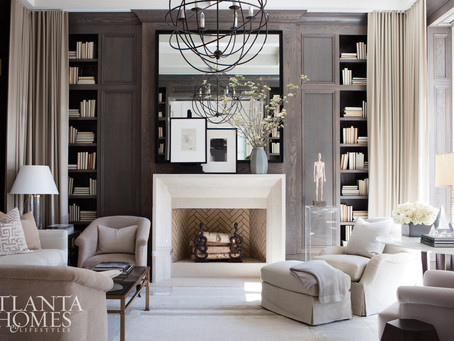 An Inside Look: A Neutral Library by Robert Brown