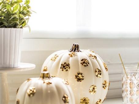 DIY: Our Top 5 Favourite No-Carve Pumpkin Ideas