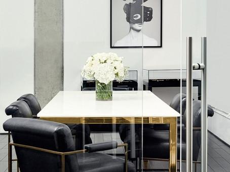 An Inside Look: Vita Fede's LA Office designed by Aimee Song