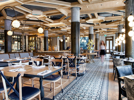 Commercial Design Spotlight: Cluny Bistro Toronto