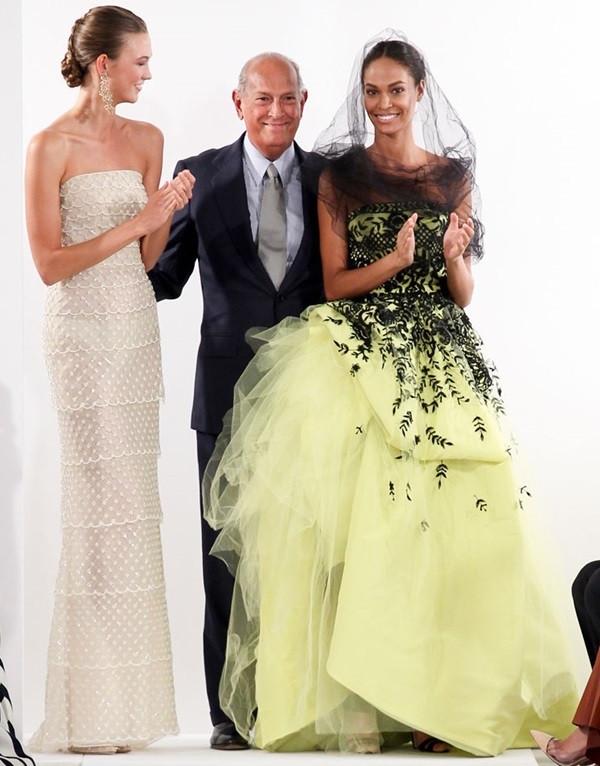 Oscar de la Renta Fashion Week