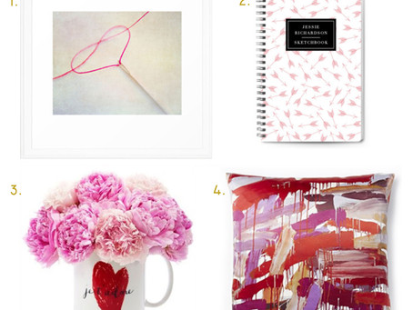 Feel the Love: Four Cute V-Day Inspired Buys