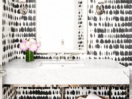 Look of the Day: Bathroom Envy via Domaine