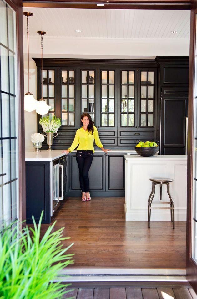 Jillian Harris Design Kitchen