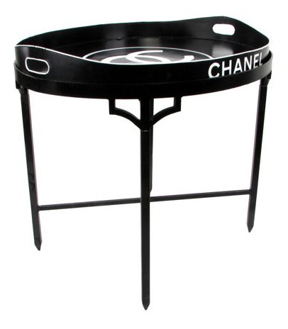 Chanel Trole Tray Table