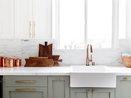 Look of the Day: Smitten Studio's New Kitchen