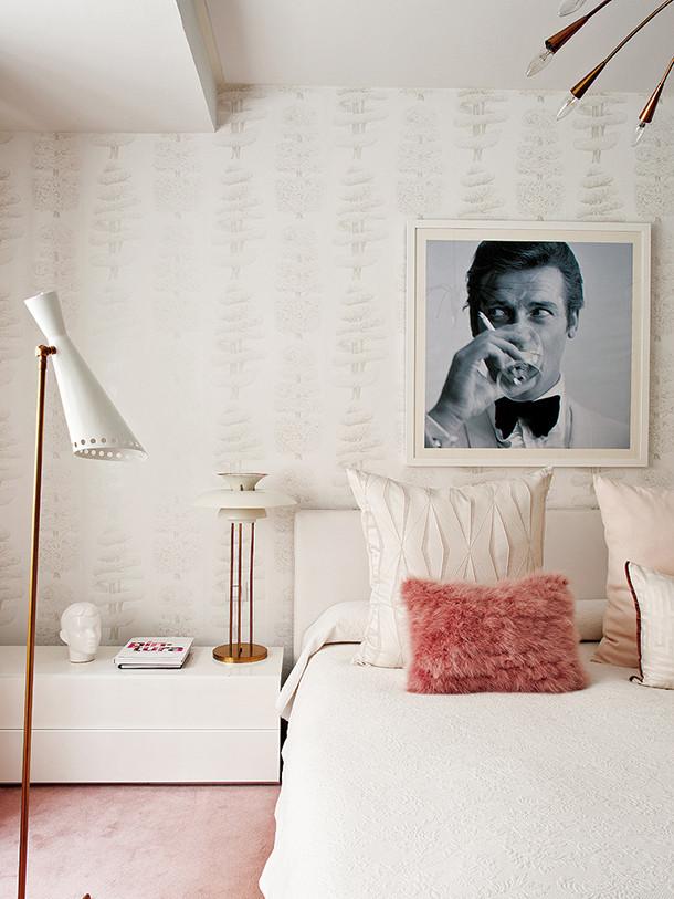 Glam Milan Bedroom