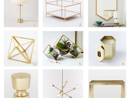 Feature: West Elm's Major Brass Game