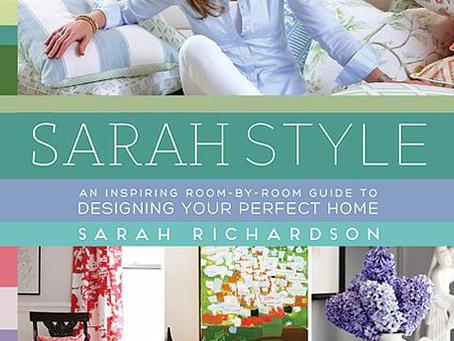 Designer Spotlight: Sarah Richardson