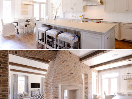 Look of the Day: Kitchen Envy via Munger Interiors