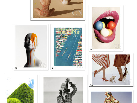Dive Into the Conde Nast Archives to Create a Unique Gallery Wall