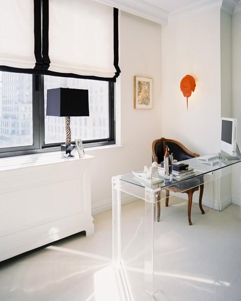 Lucite Desk