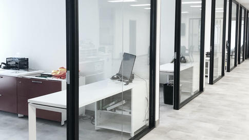 CNLA WALL SYSTEMS FIT-OUT