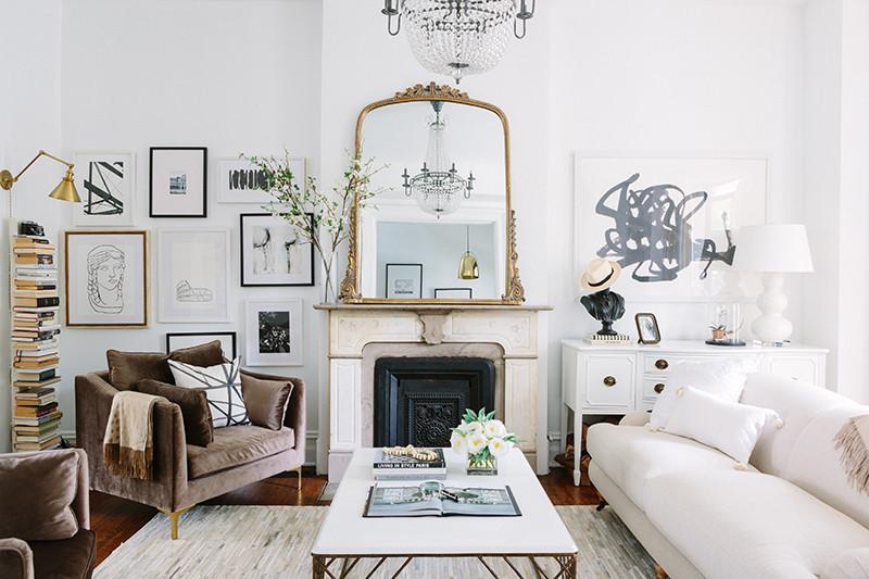 Alaina Kaz' Living Room